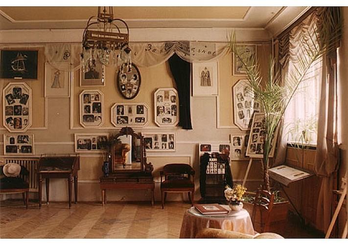 Музей Марии Заньковецкой
