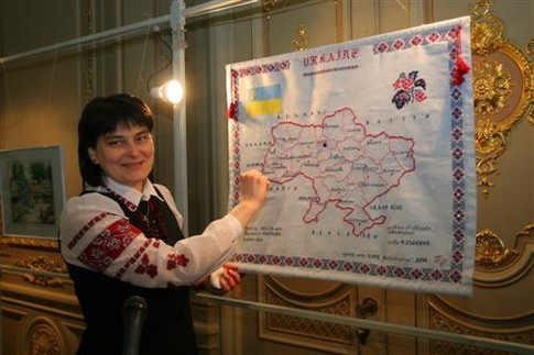 Международный музей украинской вышивки