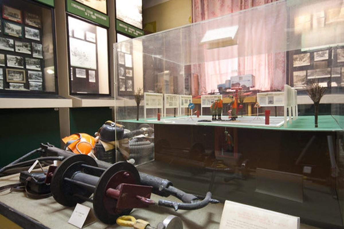 Музей истории канализации