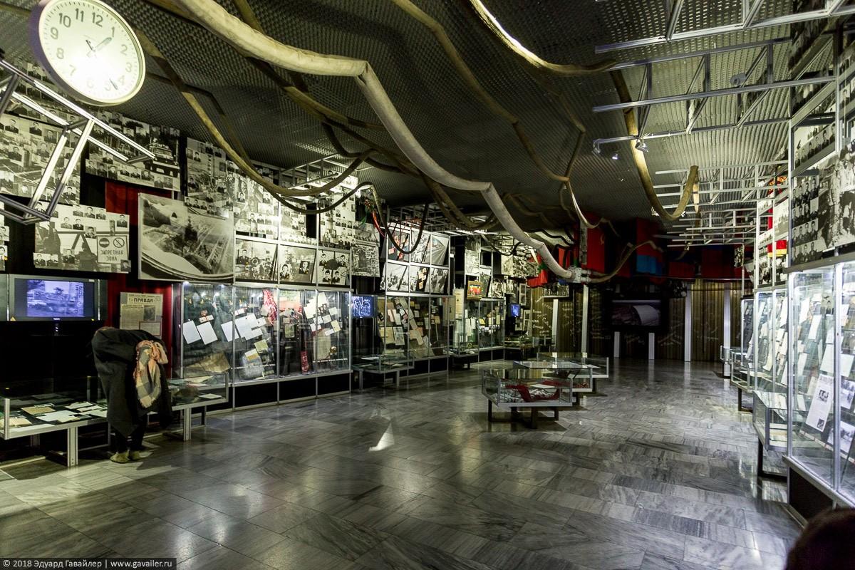 Национальный музей Чернобыль