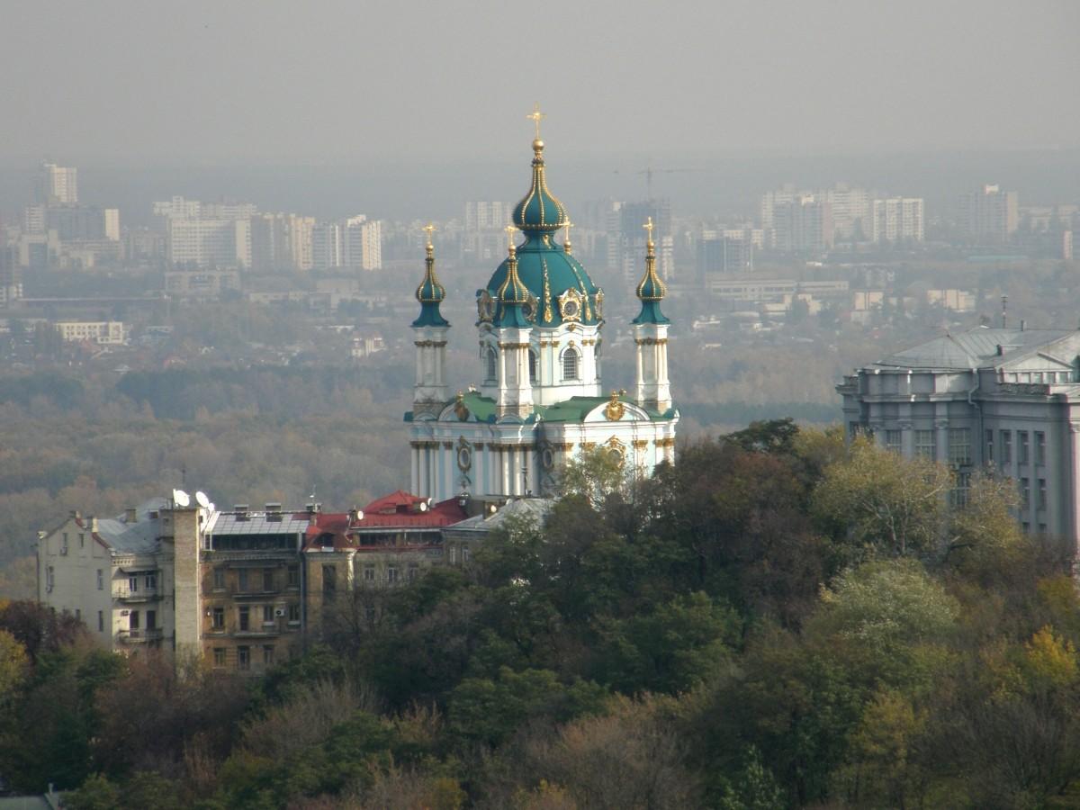 Андреевская церков