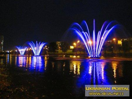 Русановские фонтаны