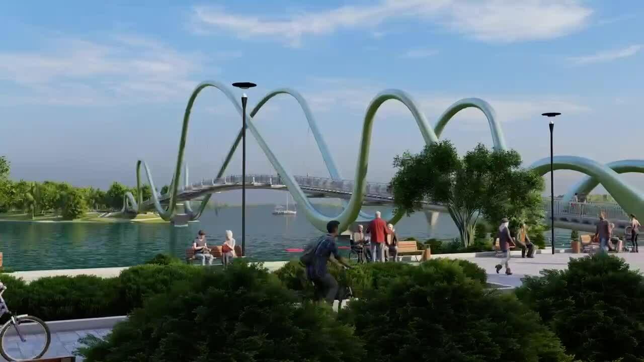 Оболонский мост Кличка